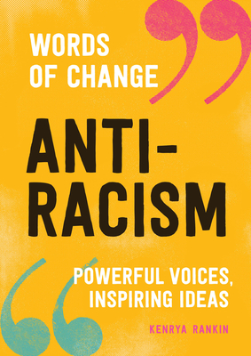 Words of Change: Antiracism