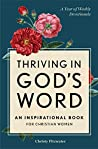 Thriving in God's Word: An Inspriational Book for Christian Women