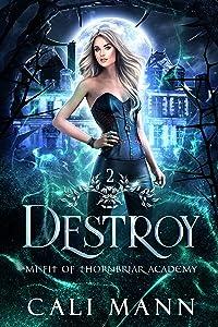Destroy (Misfit of Thornbriar Academy, #2)