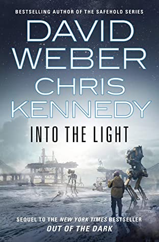 Into the Light (Out of the Dark, #2)