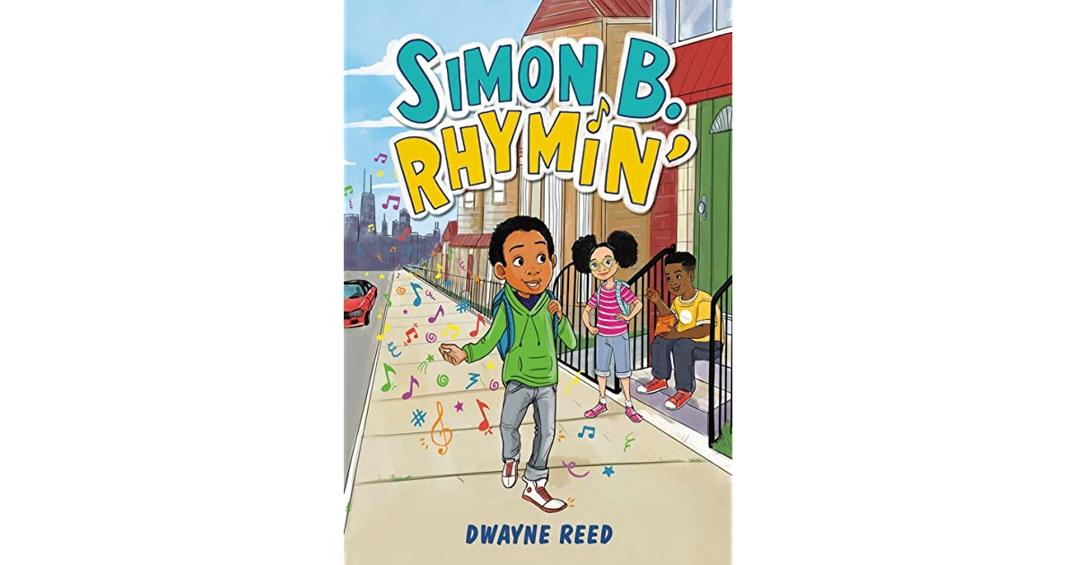 Jenny's review of Simon B. Rhymin'