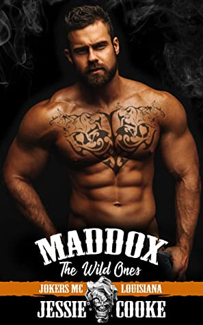 MADDOX (Jokers MC, #3)
