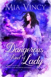 A Dangerous Kind of Lady (Longhope Abbey, #2)
