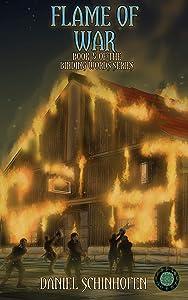 Flame of War (Binding Words Book 5)