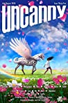 Uncanny Magazine Issue 35: July/August 2020 cover