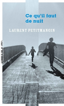Ce qu'il faut de nuit by Laurent Petitmangin