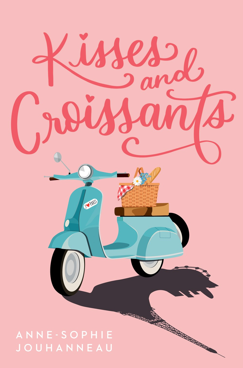 Kisses and Croissants book cover