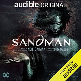 The Sandman by Dirk Maggs