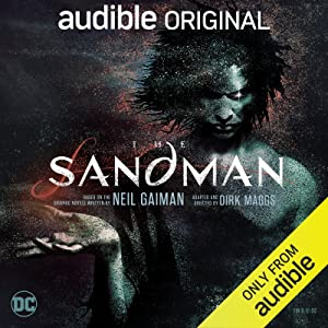 The Sandman (Sandman Audible Original, #1)