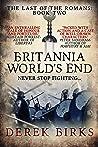 Britannia World's End (The Last of the Romans #2)