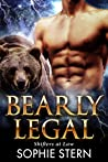 Bearly Legal (Shifters at Law Book 2)