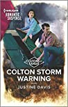 Colton Storm Warning (Coltons of Kansas #4)