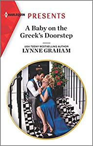 A Baby on the Greek's Doorstep (Innocent Christmas Brides #1)