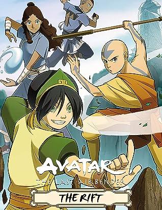 Avatar: The Last Airbender The Rift Comics Book Nickelodeon Avatar