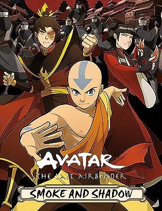 Avatar: The Last Airbender Smoke and Shadow Comics Book Nickelodeon Avatar