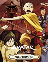 Avatar: The Last Airbender The Promise Comics Book Nickelodeon Avatar