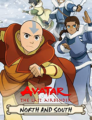 Avatar: The Last Airbender North and South Comics Book Nickelodeon Avatar