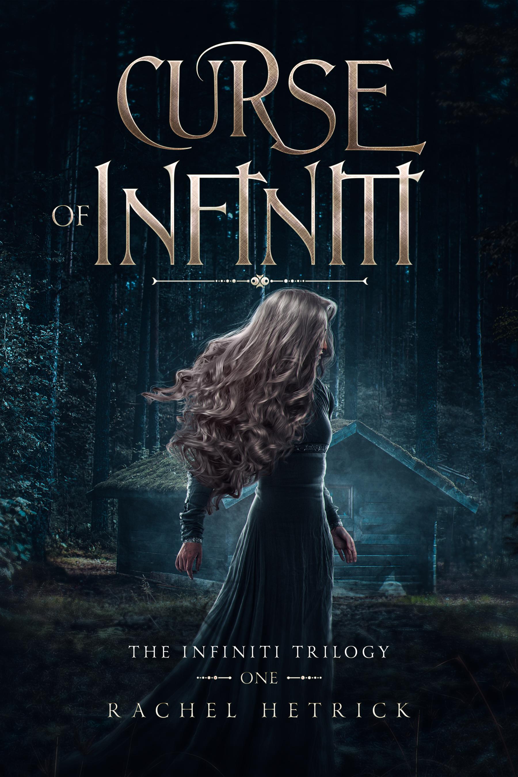 Curse of Infiniti (The Infiniti Trilogy #1)