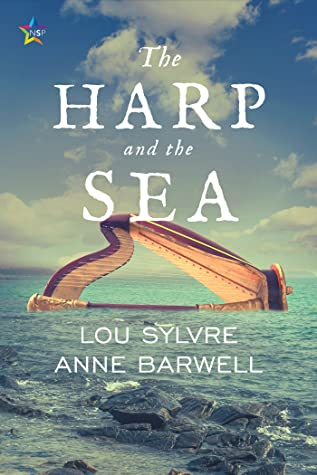 Book cover for The Harp and the Sea