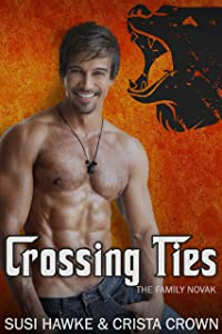 Crossing Ties (The Family Novak, #5)