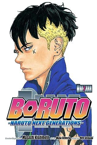 Next Generations: Vol 7 Boruto Naruto Great Shounen Manga For Young & Teens , Adults