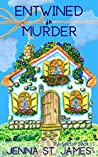 Entwined in Murder (Ryli Sinclair Mystery #11)