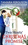 Two Hearts' Christmas Promise (Two Hearts Wounded Warrior Romance, #12)