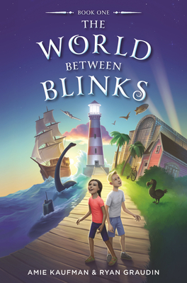 The World Between Blinks (The World Between Blinks, #1)