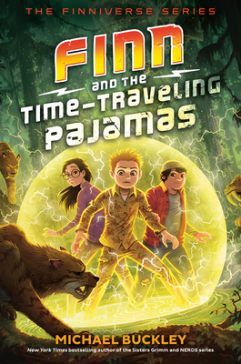 Finn and the Time-Traveling Pajamas (The Finniverse Series, #2)