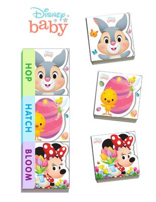 Disney Baby Hop, Hatch, Bloom