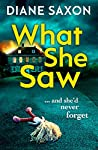 What She Saw (DS Jenna Morgan #3)