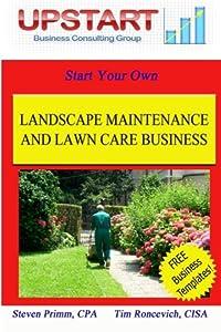 Landscape Maintenance and Lawn Care Business
