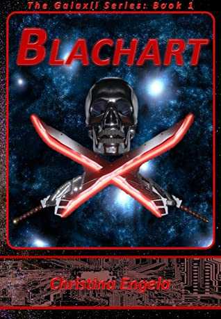 Blachart: Galaxii Book 1