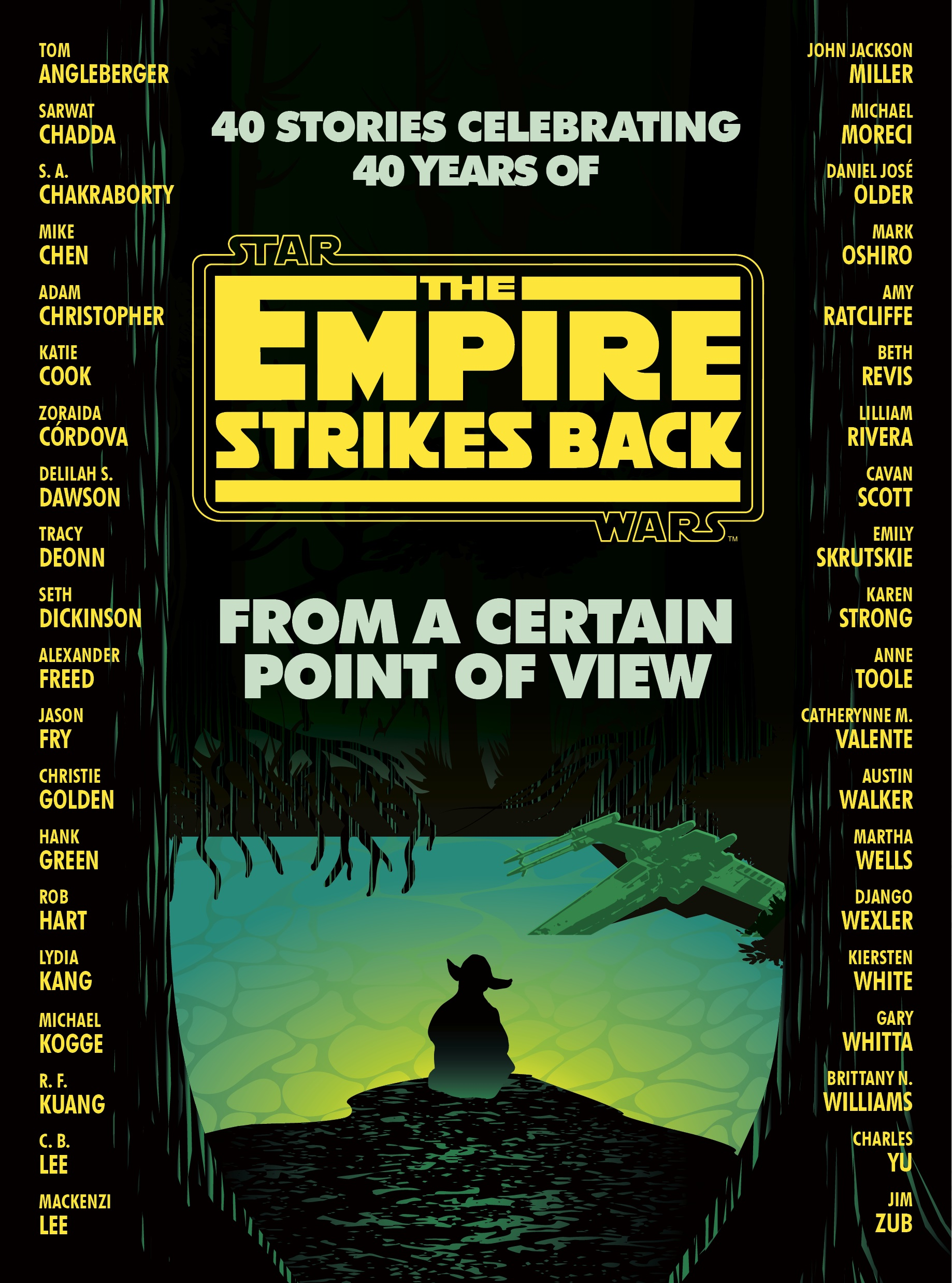 From a Certain Point of View: The Empire Strikes Back with contributions by various authors