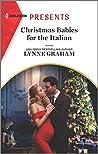 Christmas Babies for the Italian (Innocent Christmas Brides #2)