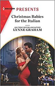 Christmas Babies for the Italian (Innocent Christmas Brides #2)