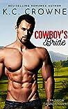 Cowboy's Bride (Rainbow Canyon Cowboys #6)