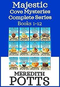 Majestic Cove Mysteries Complete Series Books 1-12