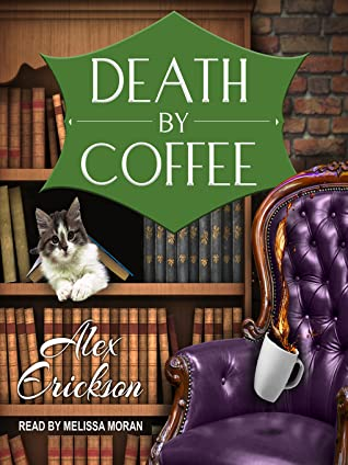 Death by Coffee (Bookstore Cafe Mystery, #1)