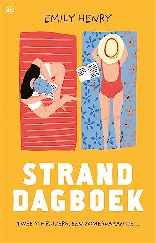 Stranddagboek van Emily Henry: Het boek is meer dan het lijkt