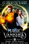 Magic Vanished (More than Magic, Rise of the Arcanist #2)