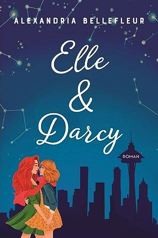 Elle & Darcy by Alexandria Bellefleur