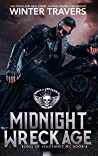Midnight Wreckage (Kings of Vengeance MC #4)