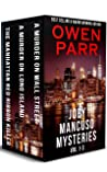 Joey Mancuso Crime Mysteries: Volumes 1 - 3 (Mancuso, O'Brian Crime Mysteries)