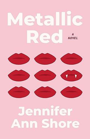 Metallic Red (The Royally Human Vampire, #1)