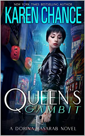 Book Review: Queen's Gambit by Karen Chance