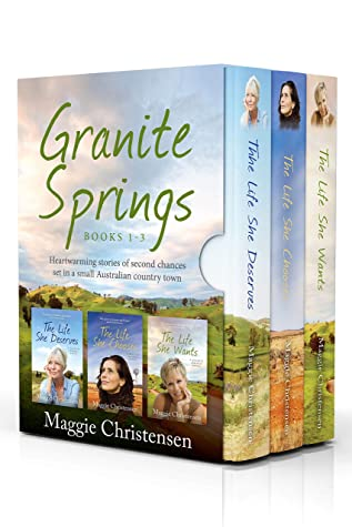 Granite Springs Books 1-3: Heartwarming stories of second chances set in a small Australian country town