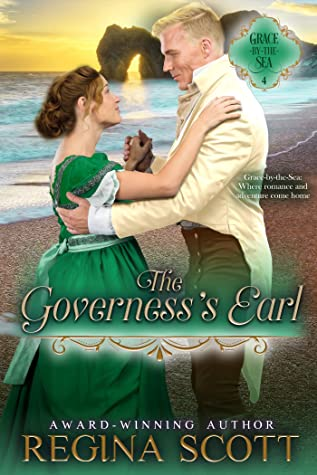 The Governess's Earl (Grace-by-the-Sea Book 4)