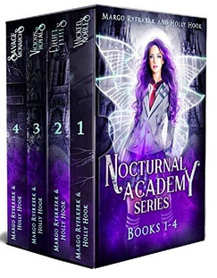 The Nocturnal Academy Complete Series