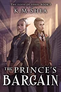 The Prince's Bargain (The Elves of Lessa, #3)